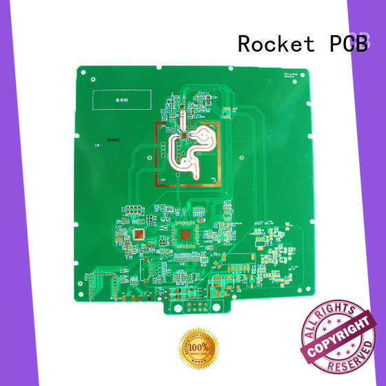 hybrid hybrid pcb structure structure for digital product