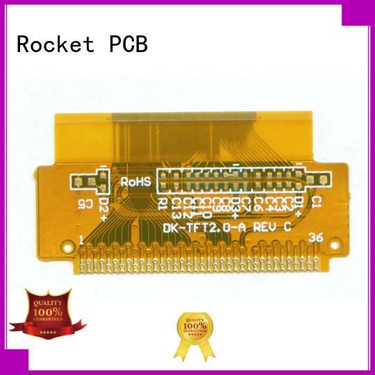 Flexible PCB PI PTFE PCB multilayer Flex board