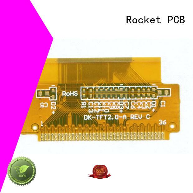 Rocket PCB multilayer pcb flex flex medical electronics