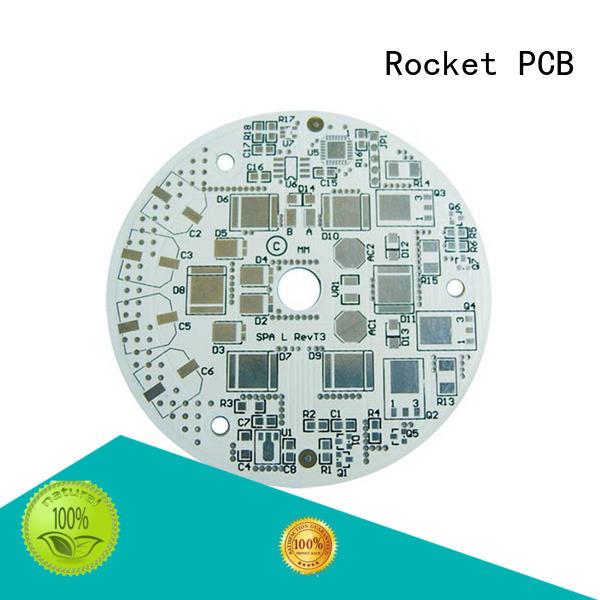 Rocket PCB base aluminum printed circuit boards led for digital device