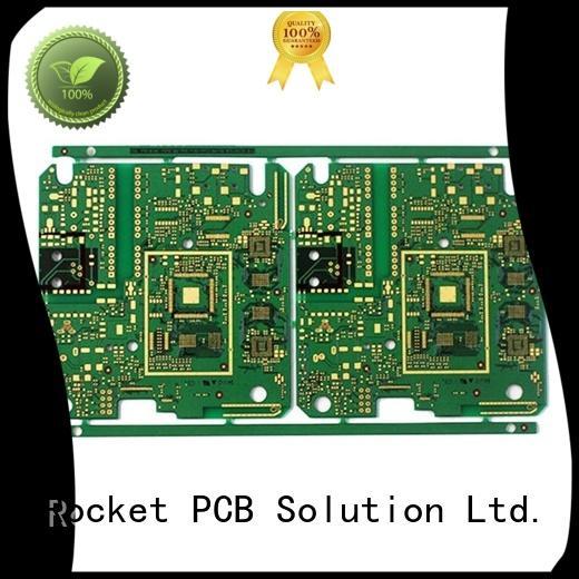 Rocket PCB staggerd pcb prototyping precision bulk