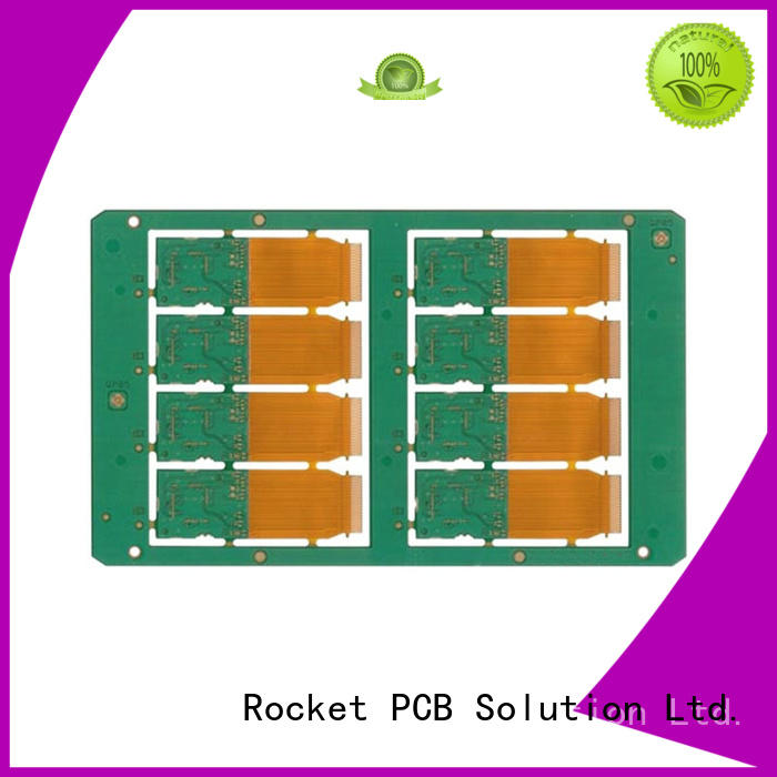 Rocket PCB boards rigid flex pcb top selling industrial equipment