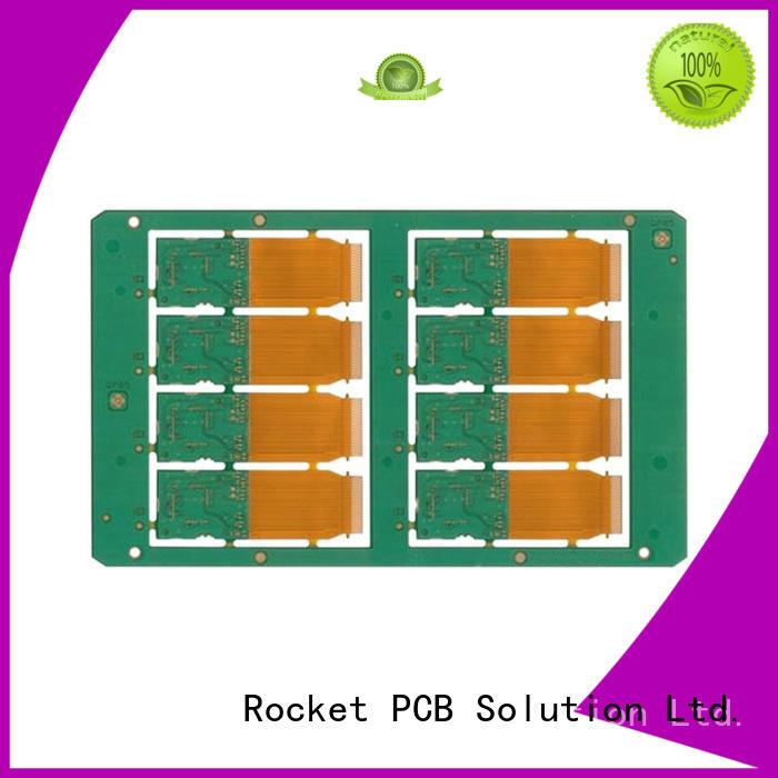 Rocket PCB boards rigid flex pcb top selling industrial equipment