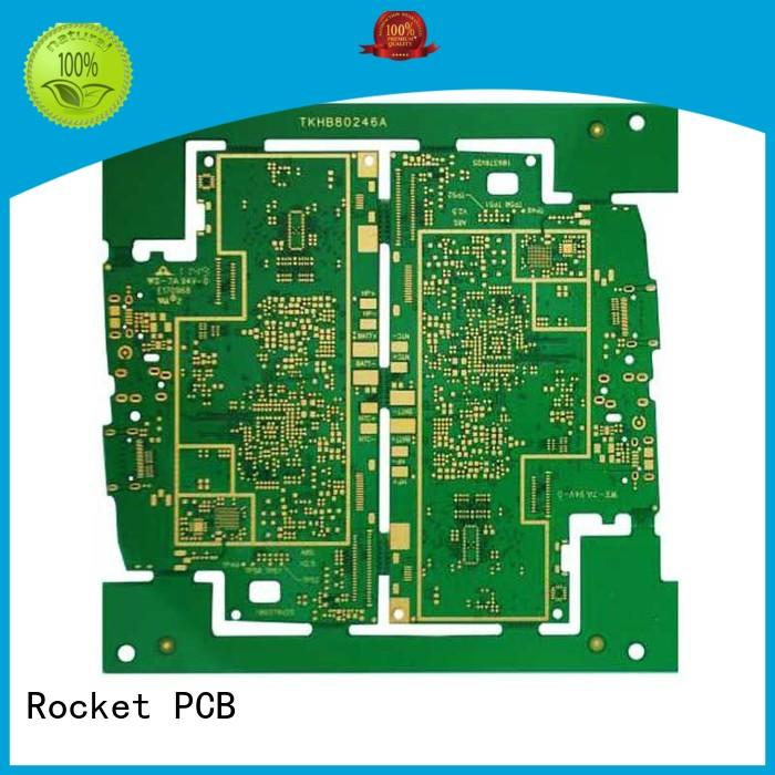 pcb assembly prototype interior electronics
