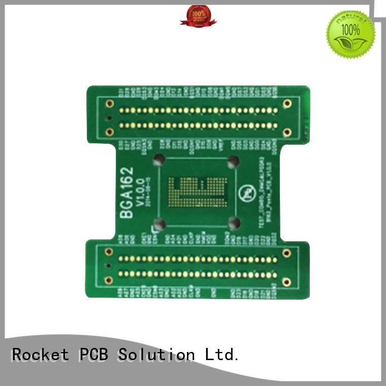 Rocket PCB advanced technology prototype pcb capacitors at discount