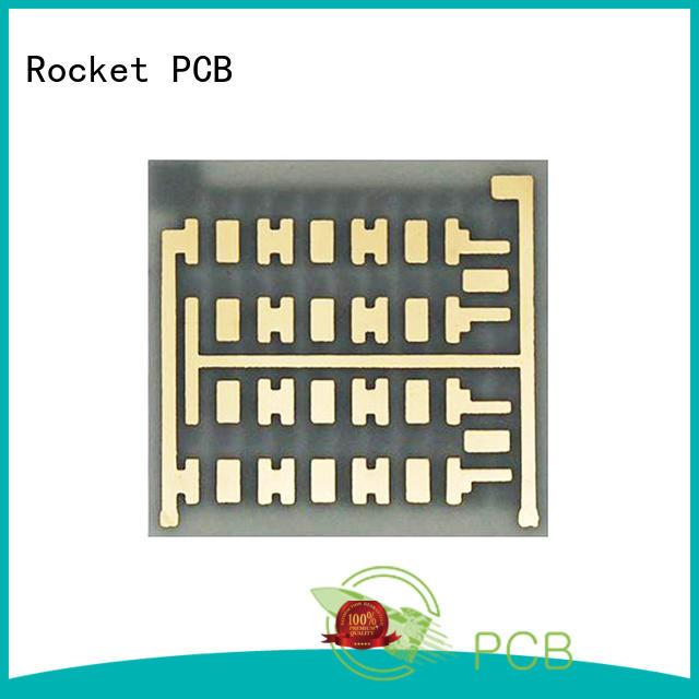 Rocket PCB substrates ceramic pcb manufacturer base for base material