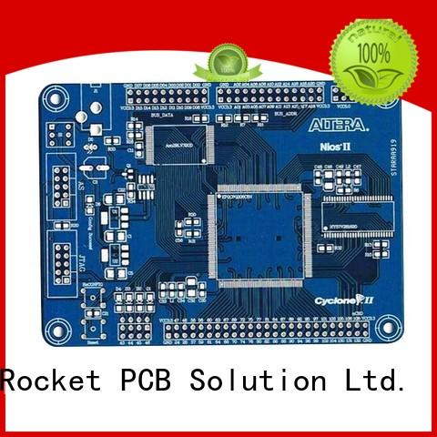 quick double sided pcb custom turn around digital device