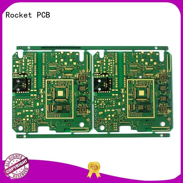 Rocket PCB free sample double layer pcb hdi at discount