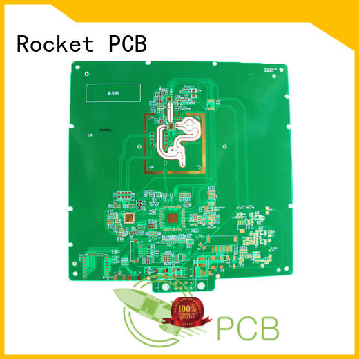 hybrid hybrid pcb production structure for digital product