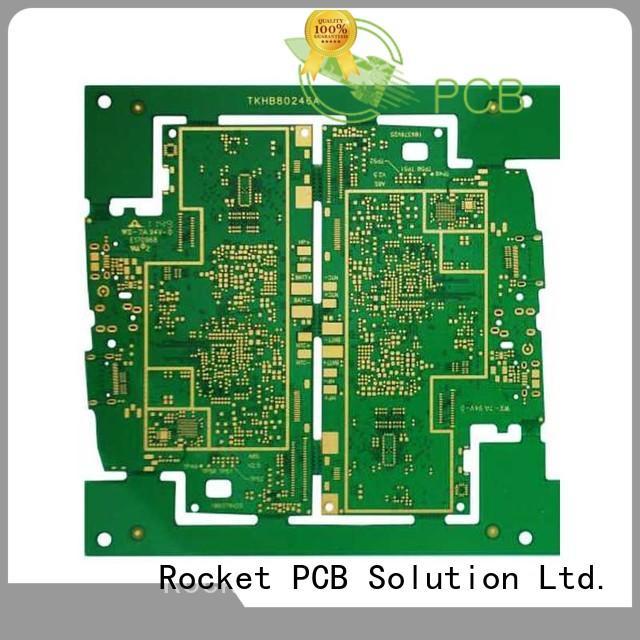 Rocket PCB customized HDI PCB laser hole at discount