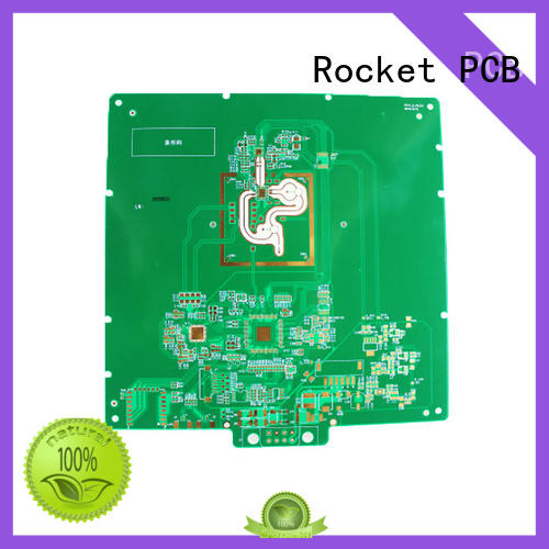 production rogers pcb rogers for digital product Rocket PCB