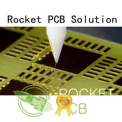Rocket PCB wholesale printed circuit board industry fabrication for digital device