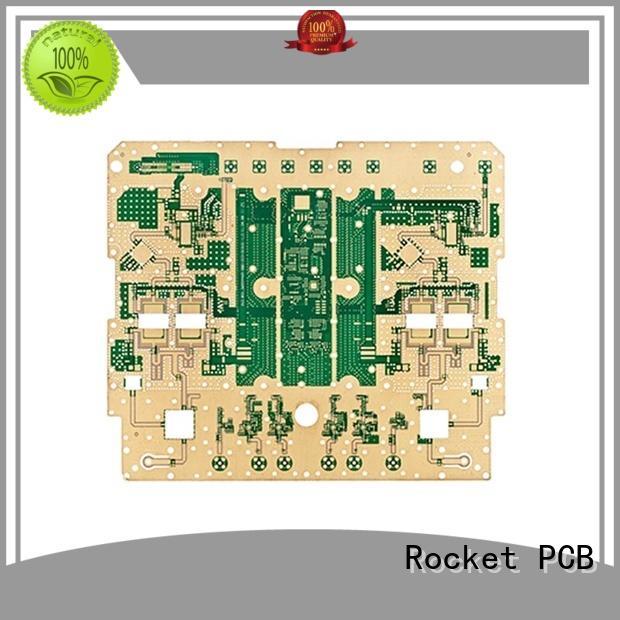 Rocket PCB customized RF PCB production bulk production instrumentation