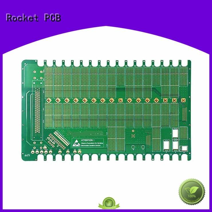 order custom pcb industry Rocket PCB