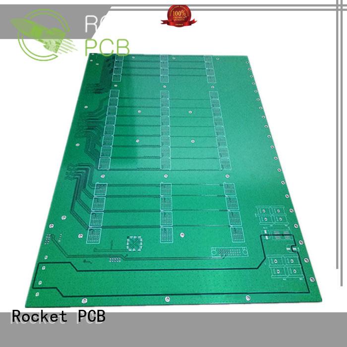 Rocket PCB format custom pcb solutions format smart house control