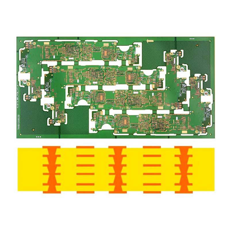 news-Rocket PCB-High multilayer anylayer HDI PCB stacked and stagged mircovias-img