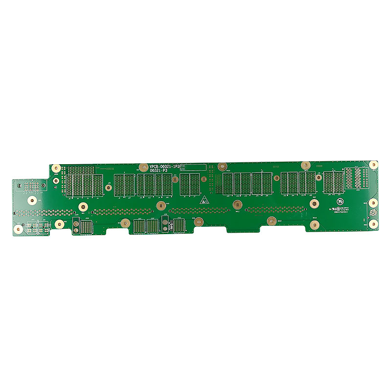 back plane order pcb board multi-layer industry for vehicle-Rocket PCB-img
