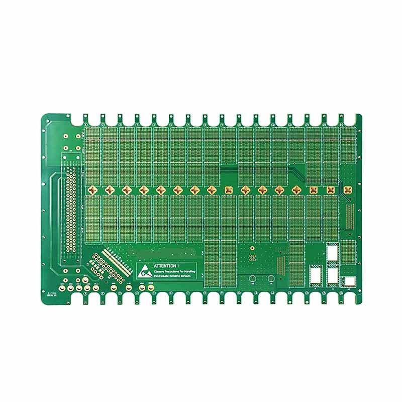 High Quality Industry Control Backplane PCB fabrication