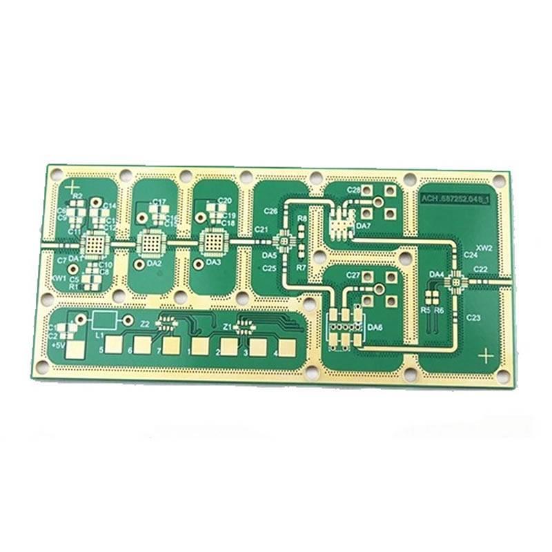 Cavity multilayer pcb rigid pcb copper coin pcb manufacturer