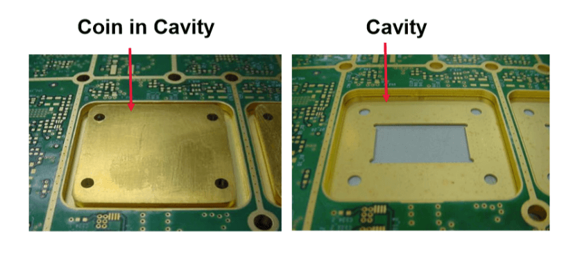 rigid high frequency PCB multicavity cavities at discount-1