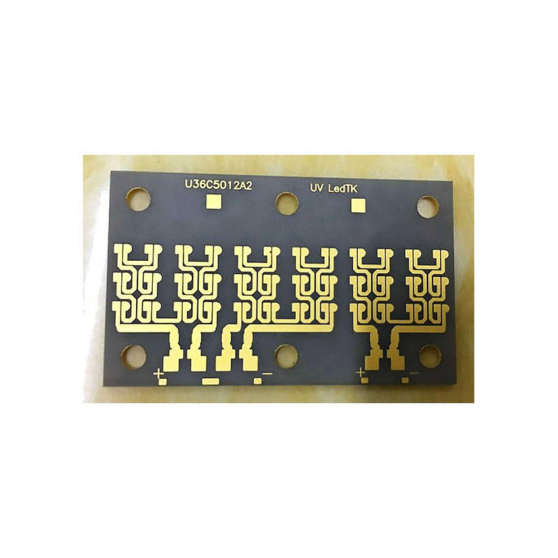 Ceramic pcb manufacturer ceramic thermal conductivity PCB