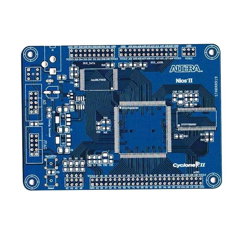 single sided pcb hot-sale electronics Rocket PCB