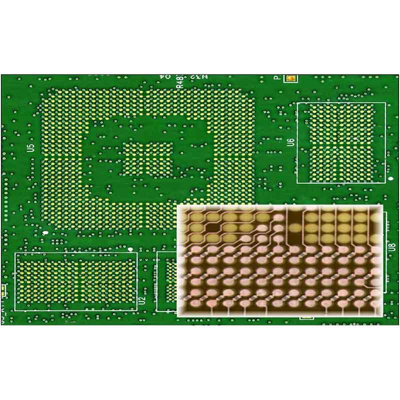 Rocket PCB advanced technology embedded pcb buried for wholesale