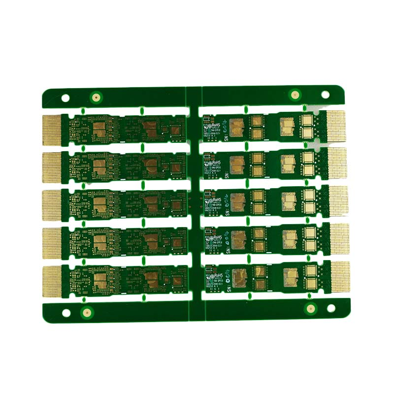 Rocket PCB professional gold bonding finger pcb connector for import-2