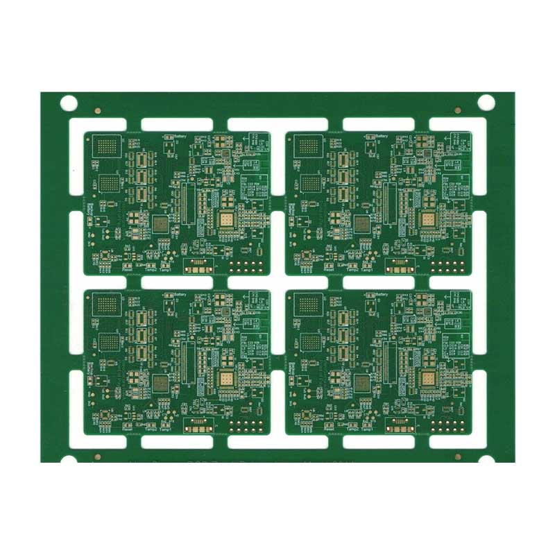 Rocket PCB hdi pcb design and fabrication laser hole wide usage-4