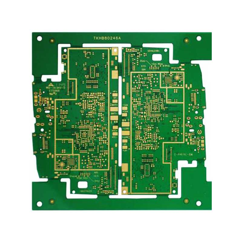 Rocket PCB hdi pcb design and fabrication laser hole wide usage-6