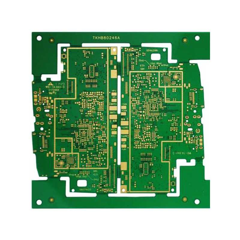 Rocket PCB board HDI PCB maker laser hole wide usage
