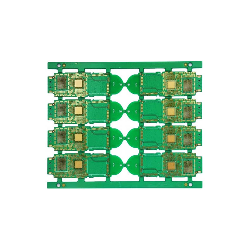 Rocket PCB hdi pcb design and fabrication laser hole wide usage-8