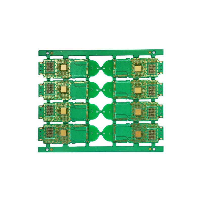 Rocket PCB free sample HDI PCB maker laser hole wide usage