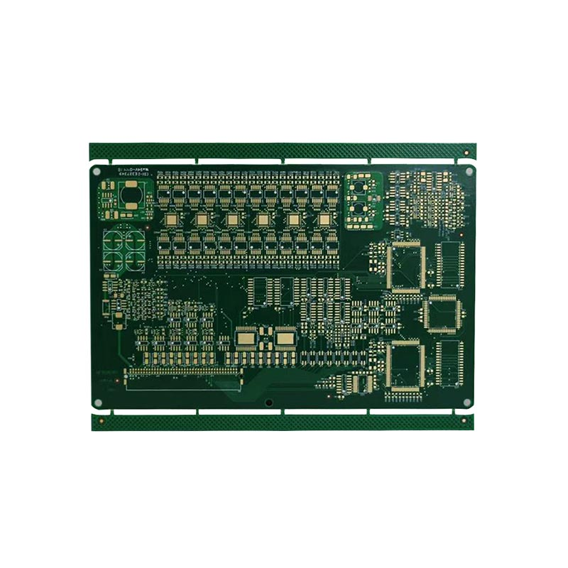 Rocket PCB thick printed circuit board assembly for electronics-1