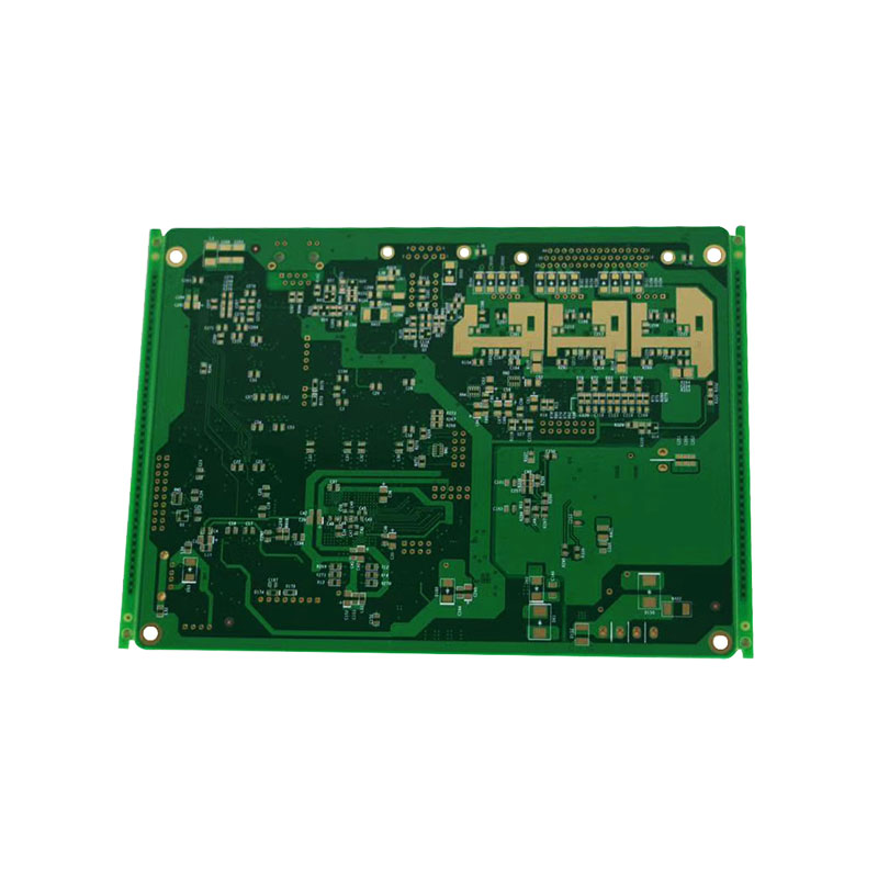 Rocket PCB thick printed circuit board assembly for electronics-4