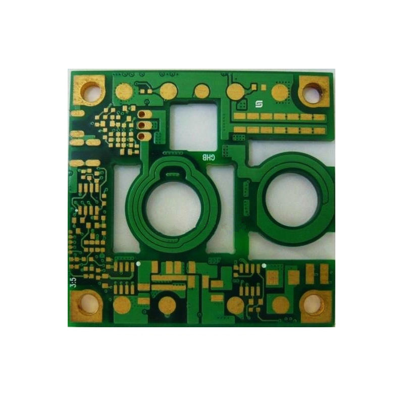 Rocket PCB thick printed circuit board assembly for electronics-6