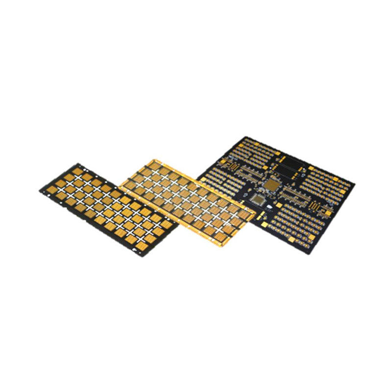Rocket PCB base aluminum pcb light-weight for digital device-4