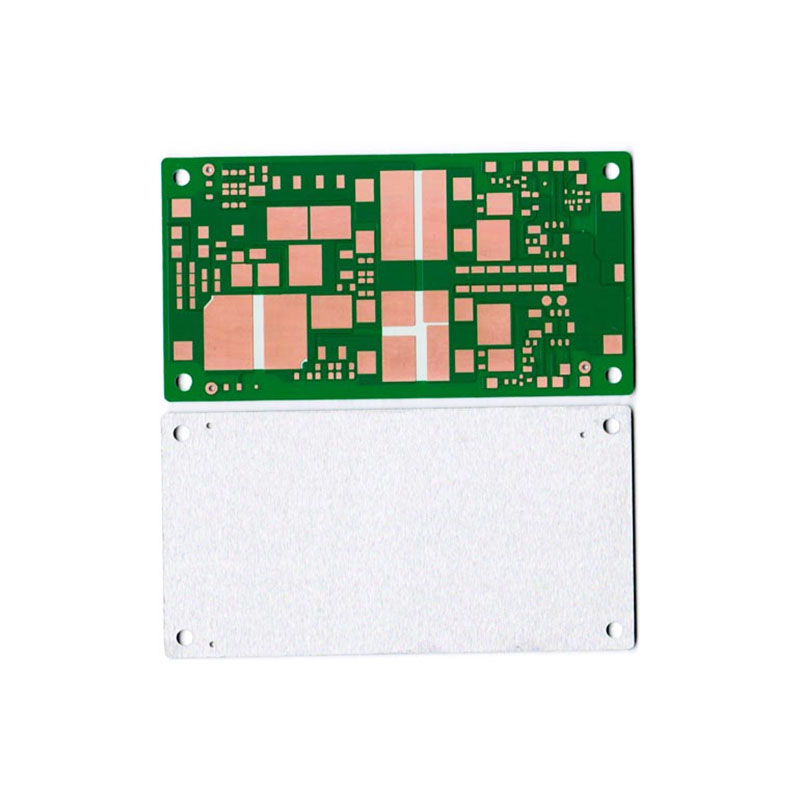 Rocket PCB custom aluminum printed circuit boards light-weight for digital device-6