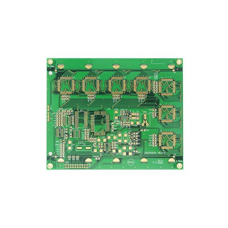 Multilayer PCB custom smart home Rocket PCB