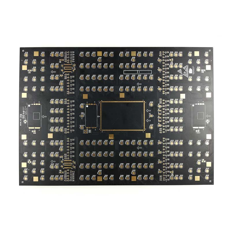 Rocket PCB high mixed Multilayer PCB hot-sale for sale-2