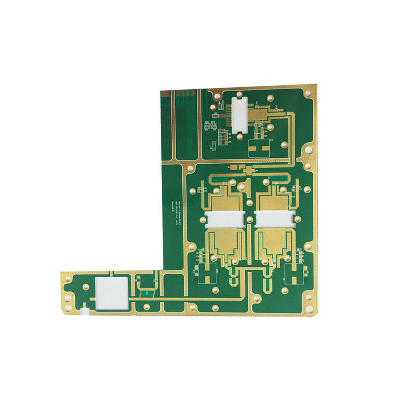 rf pcb customized instrumentation Rocket PCB