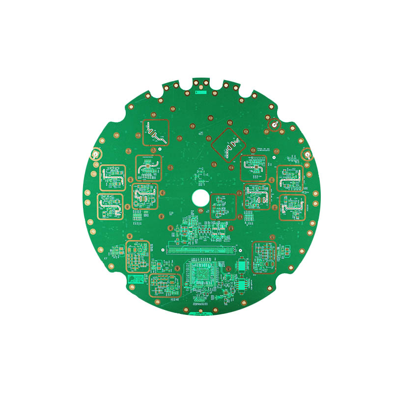 micro-wave RF PCB production board cheapest price for automotive-4