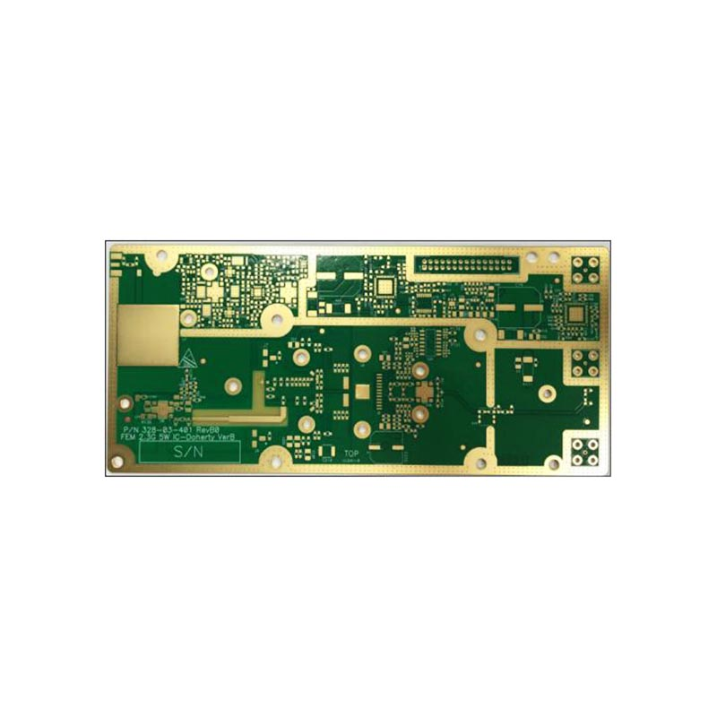 micro-wave RF PCB production board cheapest price for automotive-7
