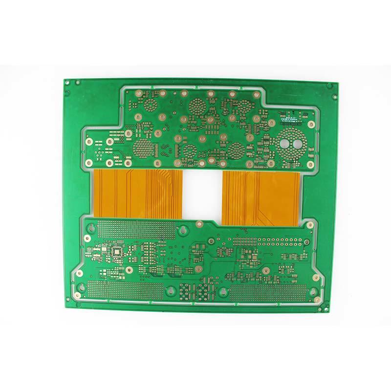 China Rigid Flexible Rigid-flex Printed Circuit Boards PCB Manufacturer