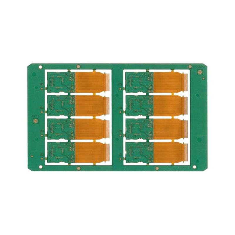 flexible rigid pcb circuit for instrumentation Rocket PCB