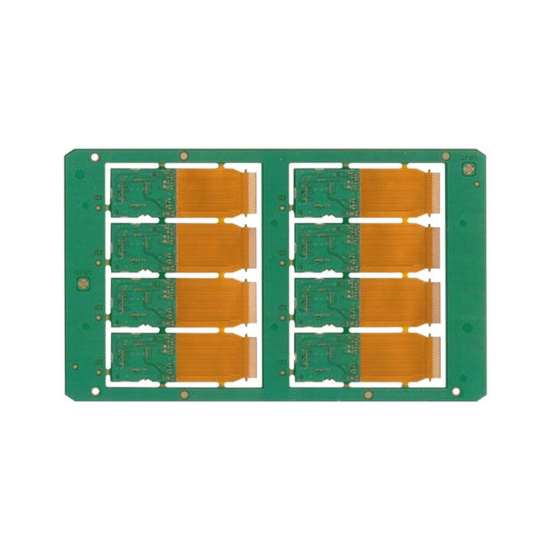 Custom Rigid-flex Printed Circuit Boards PFC PCB Manufacturer
