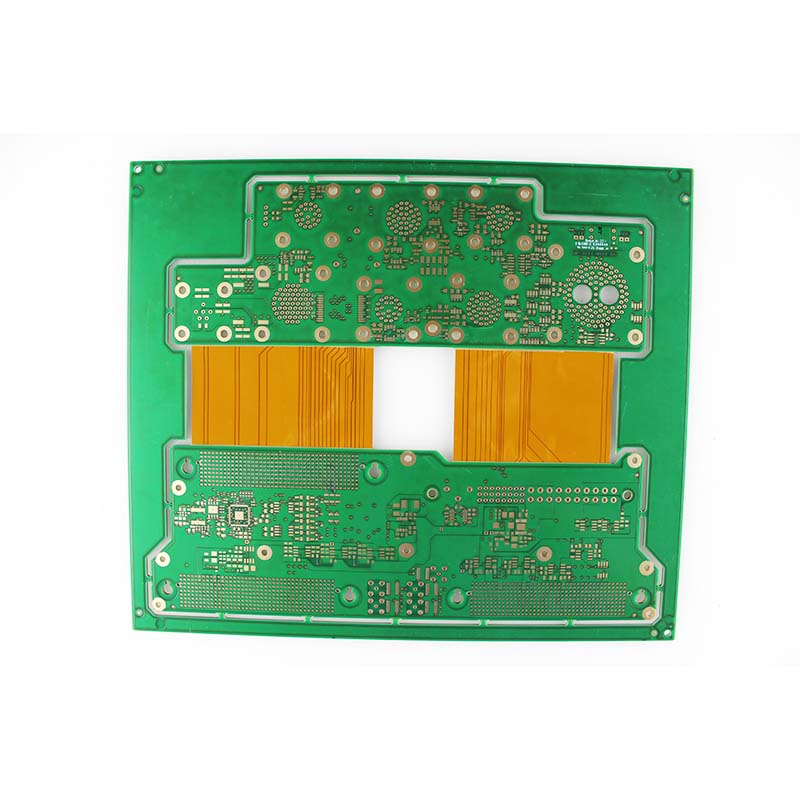 Rocket PCB flexible rigid flex pcb circuit for instrumentation-2