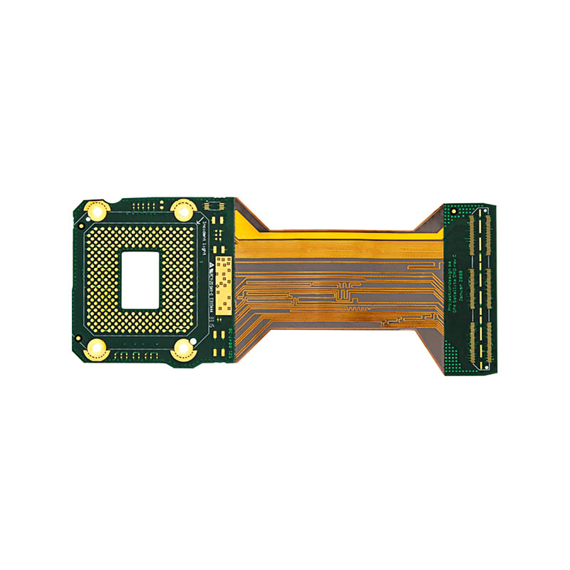 Rocket PCB flexible rigid flex pcb circuit for instrumentation-3
