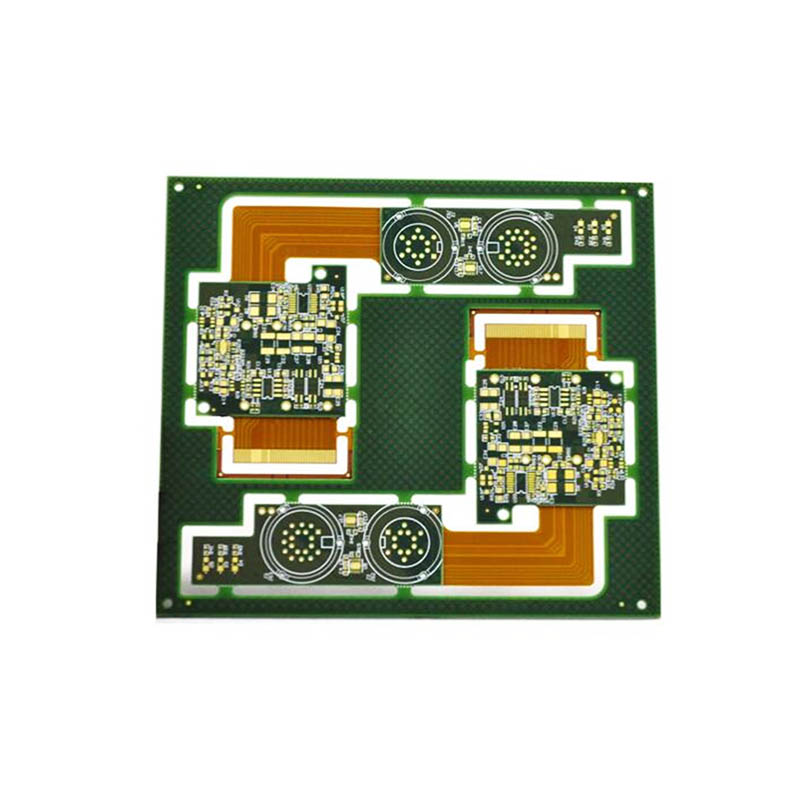 Rocket PCB flexible rigid flex pcb circuit for instrumentation-4