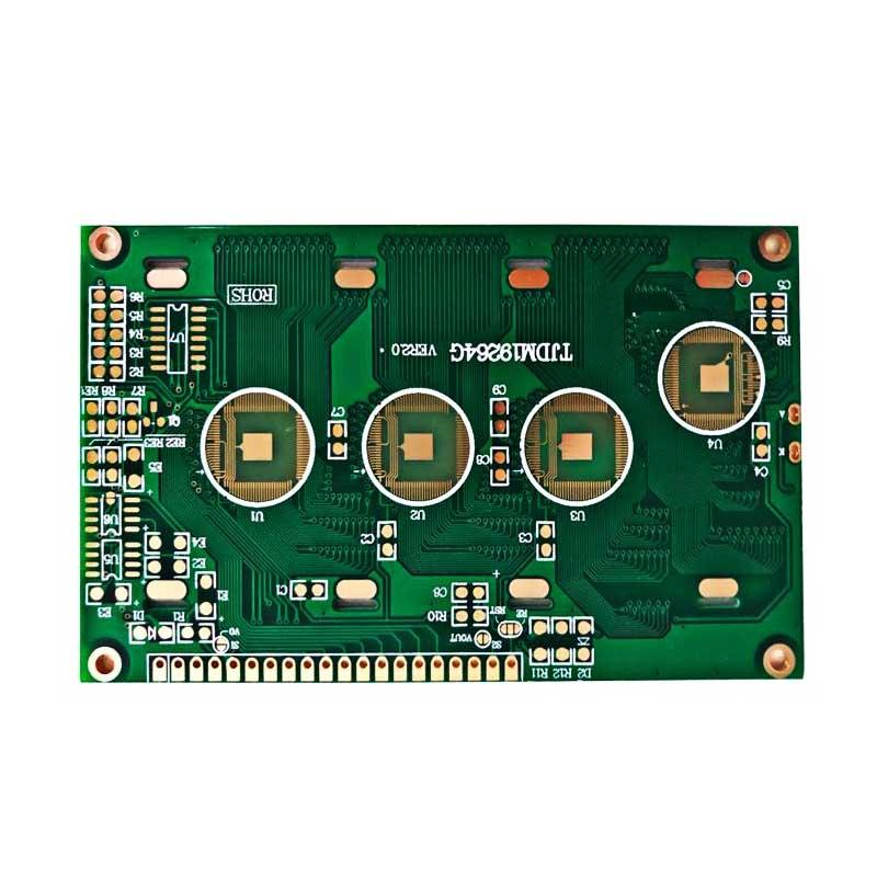 Wire bonding ENEPIG PCB bonding PCB gold wire bonding